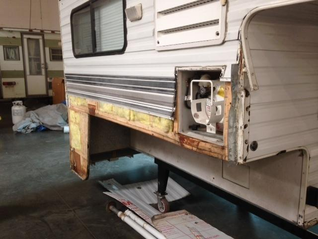 Rv Net Open Roads Forum Truck Campers Tc Back From The